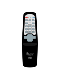 ARTIS MULTIMEDIA HOME THEATRE REPLACEMENT REMOTE CONTROL by LRIPL