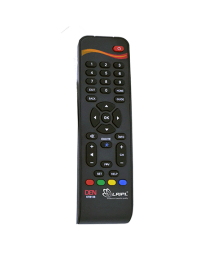 DEN STB (SET TOP BOX) REPLACEMENT REMOTE CONTROL by LRIPL