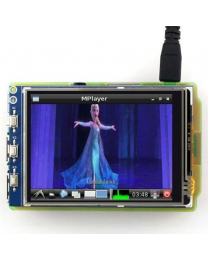 Waveshare 3.2 Inch Resistive Touch Screen TFT XPT2046 LCD For Raspberry Pi