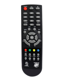 INDIGITAL STB (SET TOP BOX) REPLACEMENT REMOTE CONTROL by LRIPL
