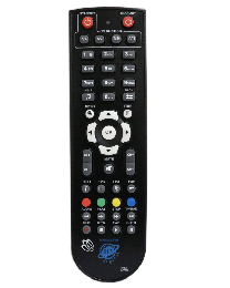 Lripl Replacement remote for INDIGITAL STB (SET TOP BOX) REMOTE CONTROL