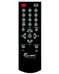PHILIPS (5.1/2.1 CHANNEL) HOME THEATRE REPLACEMENT REMOTE CONTROL by LRIPL